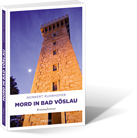 Buch Mord in Bad Vöslau